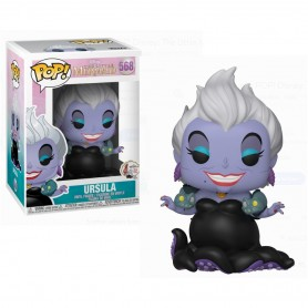 copy of La Sirenita Super Sized POP! Disney Vinyl Figura Ursula 25 cm 569
