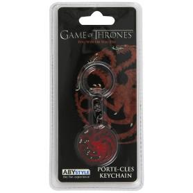 Llavero Metal Juego de Tronos Targaryen
