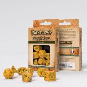 Pathfinder Pack de Dados Serpent's Skull (7)