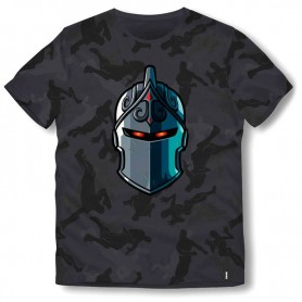Camiseta Black knight Fortnite