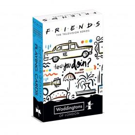 Friends Barajas de Naipes Number 1