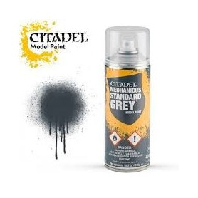 Mechanicus Standard Grey Spray