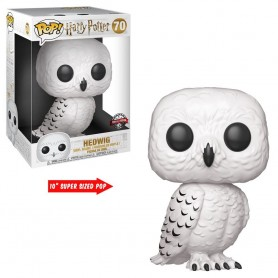 Harry Potter Figura Super Sized POP! Vinyl Hedwig 25 cm