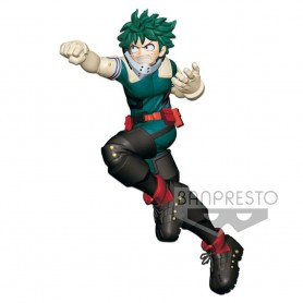 My Hero Academia Estatua PVC Enter The Hero Izuku Midoriya 16 cm