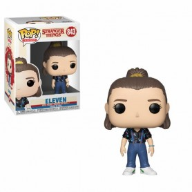copy of Stranger Things POP! TV Vinyl Figura Eleven (Mall Outfit) 802