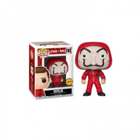 La casa de papel POP! TV Vinyl Figuren Berlin 743 CHASE