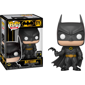 Batman 80th POP! Heroes Vinyl Figura Batman (1989) 275