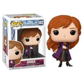 Figura POP Disney Frozen 2 Anna 582