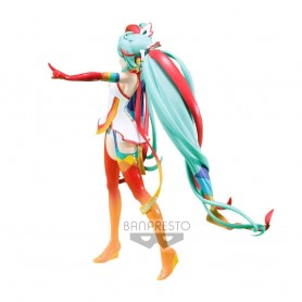 Racing Miku Estatua PVC SQ Hatsune Miku 2016 Racing Version 18 cm