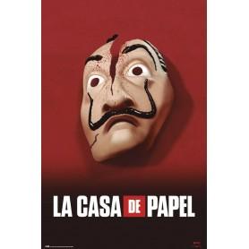copy of La casa de papel Poster Characters 61 x 91,5 cm