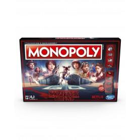 Monopoly Stranger Things Edición Español