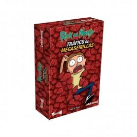Rick y Morty tráfico de Megasemillas