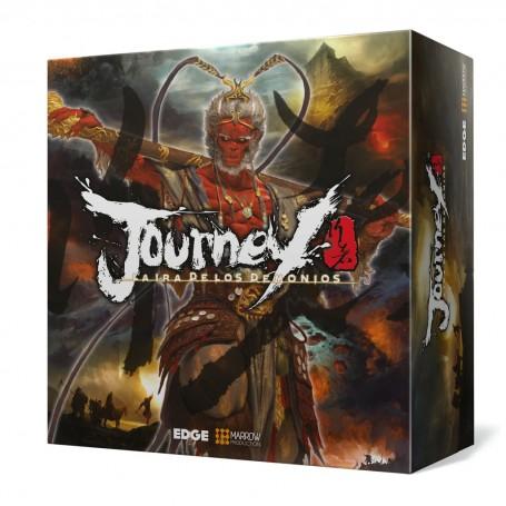 Journey: La ira de los demonios