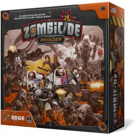 Zombicide: Invader