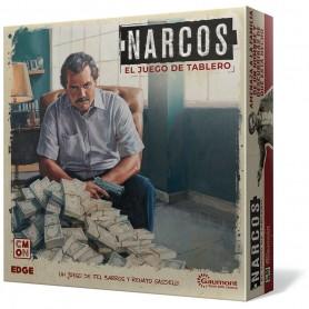 Narcos el juego de mesa