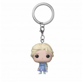 Frozen 2 Llavero Pocket POP! Vinyl Elsa 4 cm