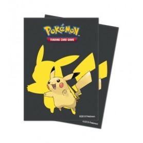 Fundas Standard Pokemon Pikachu 2019 Ultra Pro