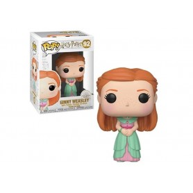 Harry Potter POP! Movies Vinyl Figura Ginny (Yule) 9 cm