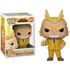 My Hero Academia Figura POP! Animation Vinyl Teacher All Might 604