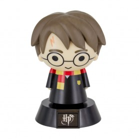 Harry Potter lámpara 3D Icon Harry Potter 10 cm