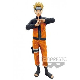Naruto Shippuden Figura Grandista nero Uzumaki Naruto 23 cm