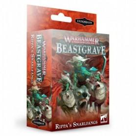 Warhammer Underworlds: Beastgrave – Colmibramantes de rippa (Esp)