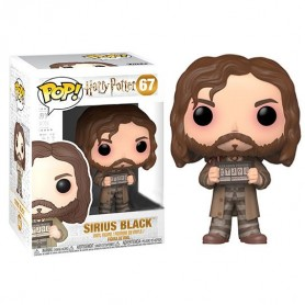 Figura POP Harry Potter Sirius Black Exclusive 67