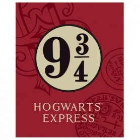 Manta Hogwarts Express Harry Potter