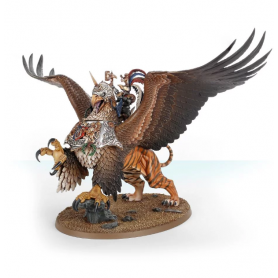 Freeguild General on Griffon