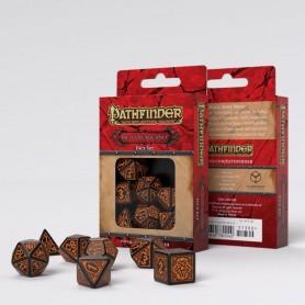 Pathfinder Pack de Dados Hell's Vengeance (7)