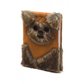 Star Wars Libreta Premium A5 Ewok (Fluffy)