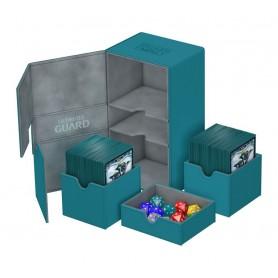 Flip´n´Tray Deck Case 200+ Tamaño Estándar XenoSkin™ Gasolina Azul