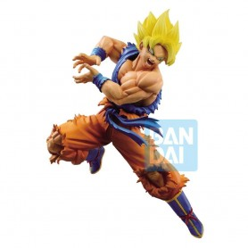 Dragonball Super Estatua PVC Z-Battle Super Saiyan Son Goku 16 cm