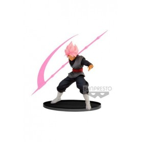 Dragon Ball Super Estatua PVC BWFC Super Saiyan Rose Goku Black Ver. A 14 cm