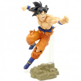 Dragon Ball Super Figura Tag Fighters Gokou 18 cm