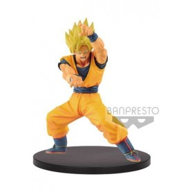 Dragon Ball Super Estatua PVC Chosenshiretsuden Super Saiyan Goku 16 cm