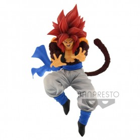 Dragon Ball GT Figura Super Saiyan 4 Gogeta Big Bang Kamehameha Attack Ver. 19 cm