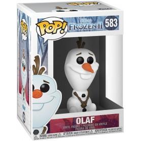 Frozen 2 Figura POP! Disney Vinyl Olaf 9 cm