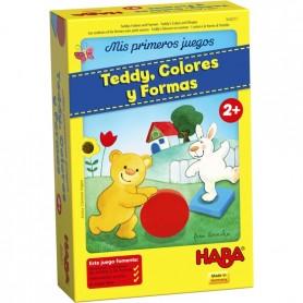 Mis primeros juegos – Teddy, Colores y Formas