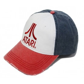Atari Gorra Baseball Red Logo