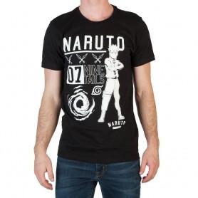 Naruto Camiseta Ninetails