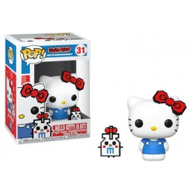 Figura POP & Buddy Sanrio Hello Kitty Anniversary