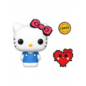 FUNKO POP! Hello Kitty 45th Anniversary (8 Bit) CHASE