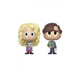 Harry Potter Pack de 2 VYNL Vinyl Figuras Luna & Neville 10 cm