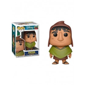 The Emperor's New Groove POP! Vinyl Figura Pacha 9 cm