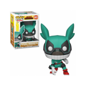 My Hero Academia Figura POP! Animation Vinyl Deku 9 cm