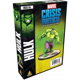 Marvel Crisis Protocol Hulk Character EN