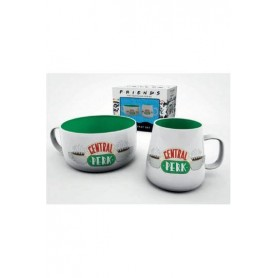 Friends Pack Desayuno Central Perk
