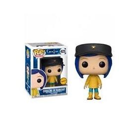 Figura POP Coraline Raincoat 423 Chase