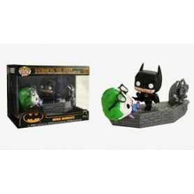 Batman 80th Pack de 2 POP Moment! Vinyl Figuras Batman & Joker (1989) 9 cm